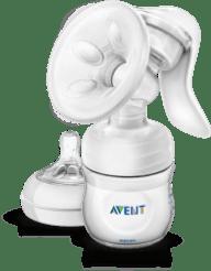 Extractor de leche manual