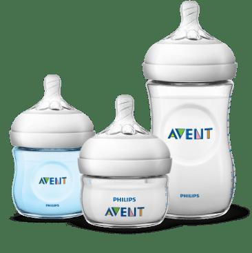 Productos para bebe Avent